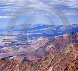 Death Valley Nationalpark Dantes View California Salt Lake Fine Art Print Fine Art Prints Creek Ice - 010359 - 03-10-2011 - 6709x6124 Pixel