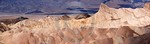 Death Valley Nationalpark Zabriskie Point California Salt Lake Fine Arts Fine Art Photo Grass - 010345 - 03-10-2011 - 14056x4125 Pixel