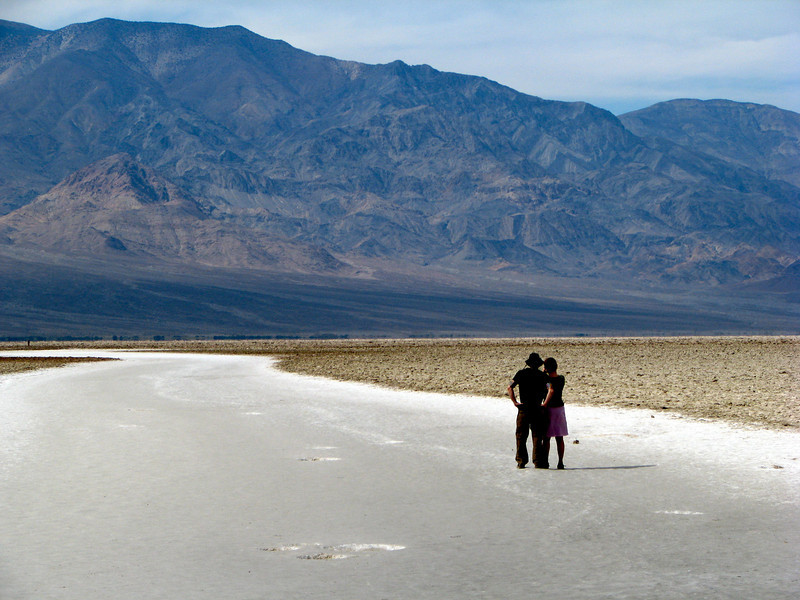 Badwater Basin – Death Valley – Photo