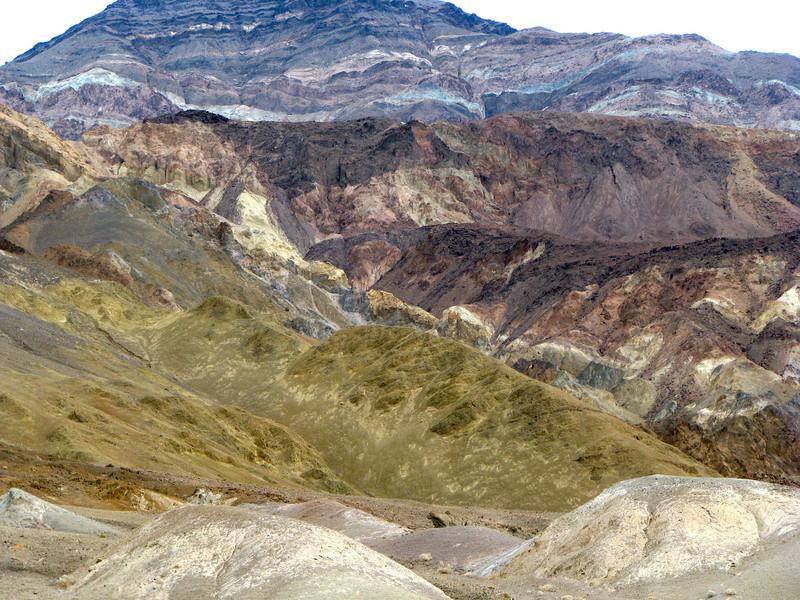 Death Valley Color – Death Valley, California – Photo