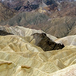 Desert Hues – Death Valley National Park – Daily Photo