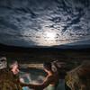 Moonlit soaking