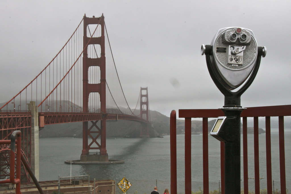 Golden Gate Bridge Photo Walk - San Francisco, Calfironia - Photo