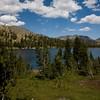 Highland lakes near ebbetts pass