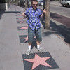 Mike's star on the Hollywood Walk of Fame