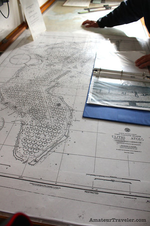 Red Oak Victory Ship Chart Room