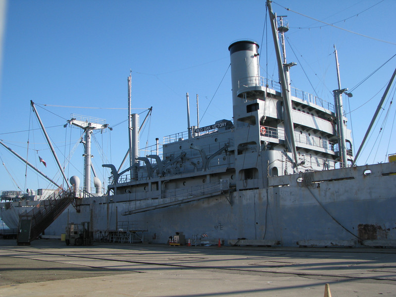Red Oak Victory Ship