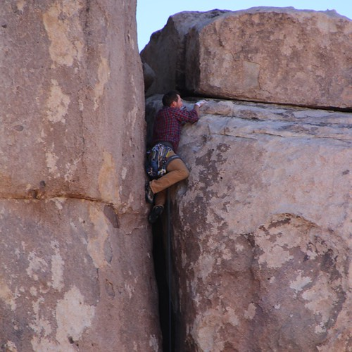 Joshua Tree Rock Climbing – Rock Climber's Guide to Joshua Tree National Park