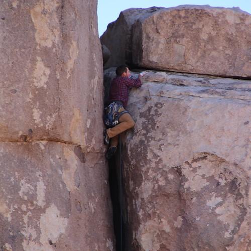 Joshua Tree Rock Climbing - Rock Climber's Guide to Joshua Tree National Park - California Travel
