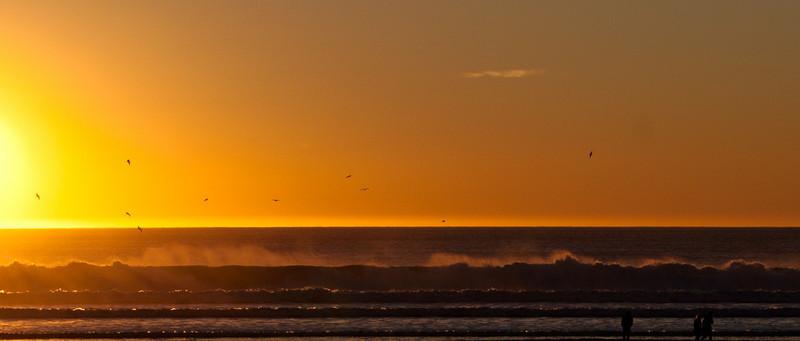 sunset - Pismo Beach