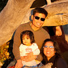 Julius, Lynnette and thier little one Eme