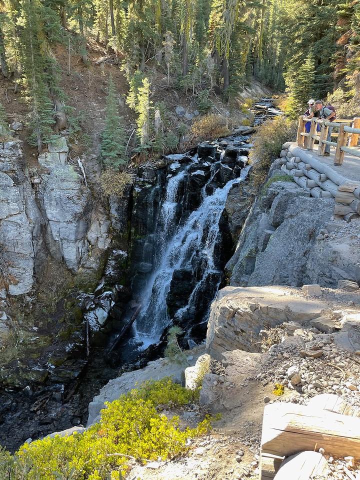 Kings Creek Waterfall