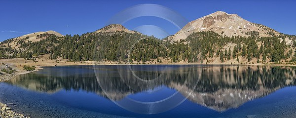 Mineral California Lake Helen Lassen Volcanic National Park Tree Modern Wall Art Stock Sale - 022723 - 24-10-2017 - 18516x7369 Pixel