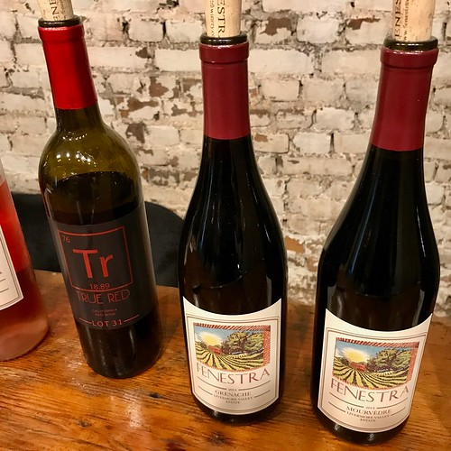 Livermore Valley Wine Tasting – California