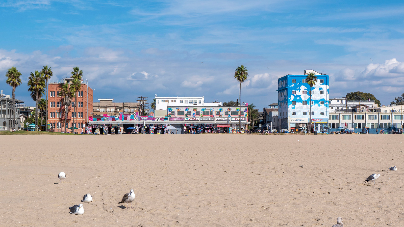 Venice Beach - 2 Days in Los Angeles Itinerary for First Timers