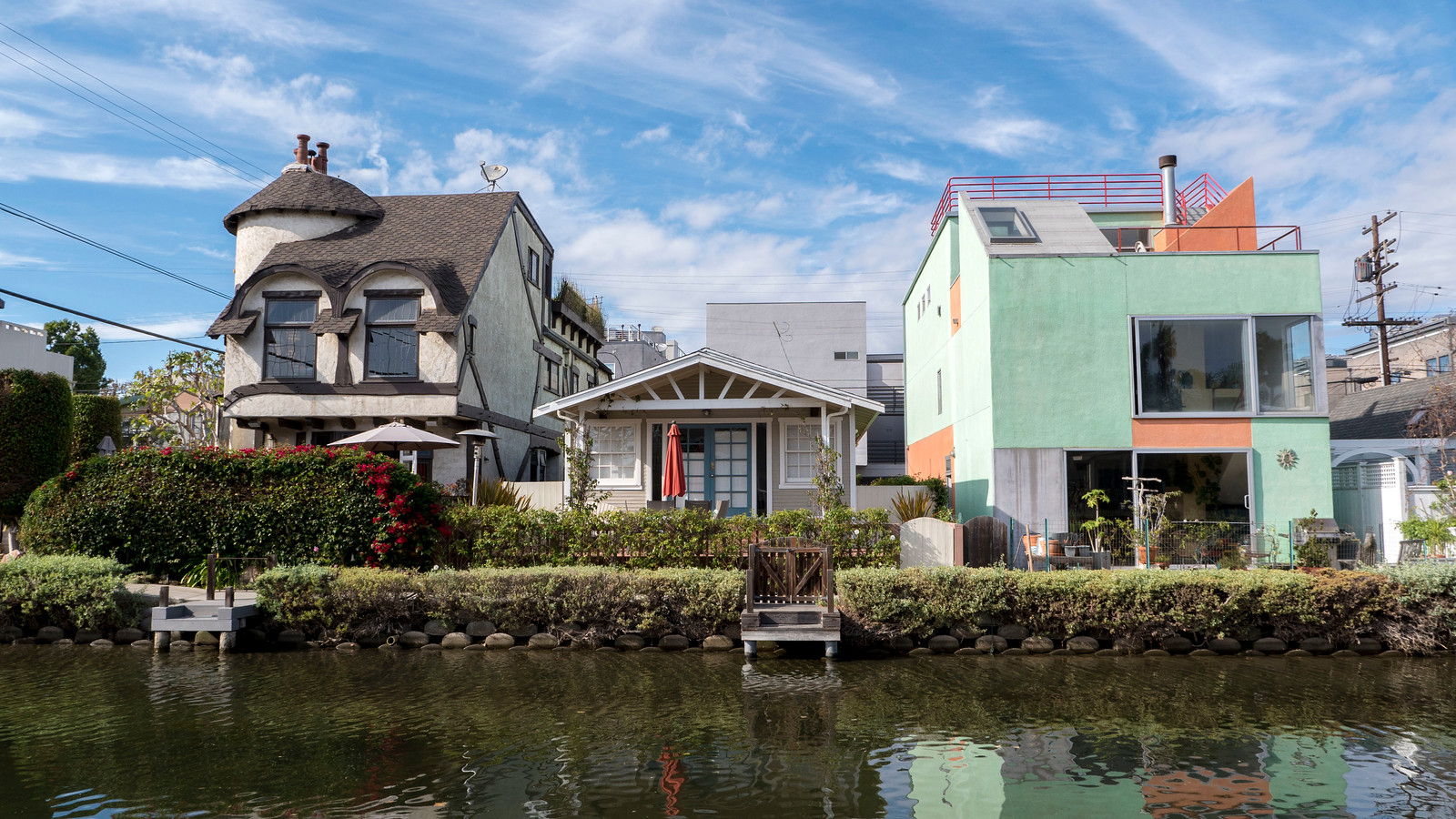 Venice Canals - one day in LA