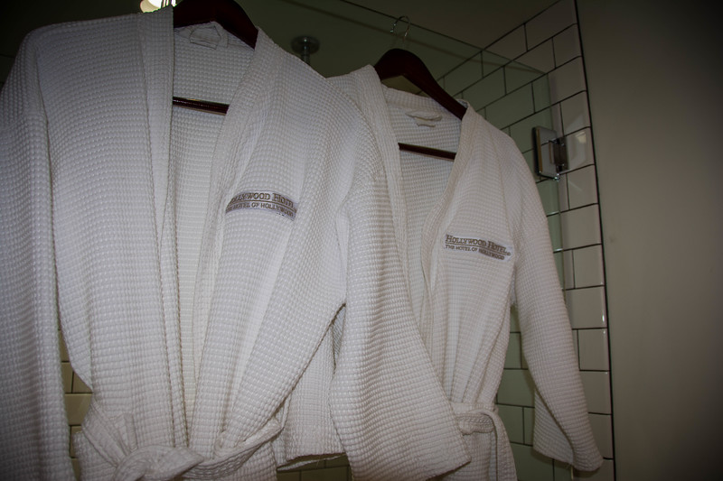 hollywood hotel robes
