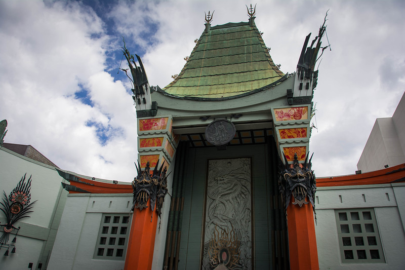 tcl chinese theatre hollywood