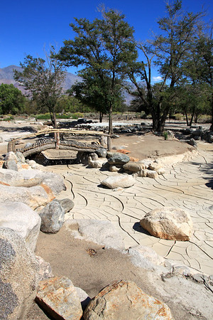 Japanese Garden at Manzanar