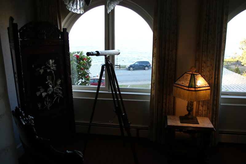 Front Parlor - Martine Inn - Pacific Grove