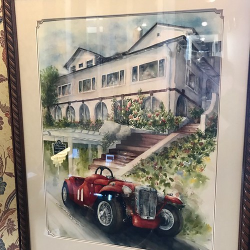 Martine Inn – Pacific Grove Inn, a Special Treat For Racing Fans