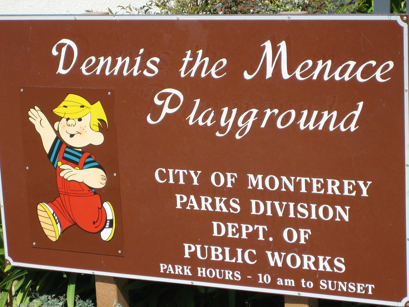 Dennis the Menace Playgound