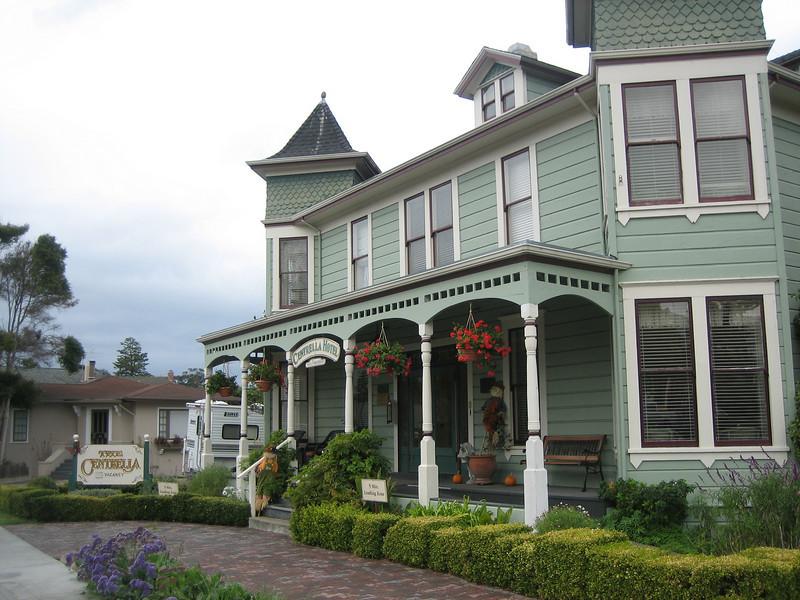 The Centrella Inn in Pacific Grove