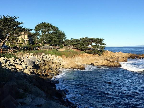 Pacific Grove path