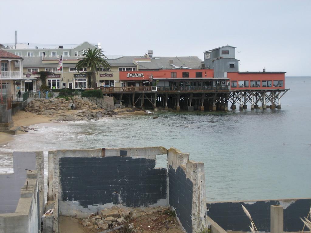 Cannery Row - Monterey, California