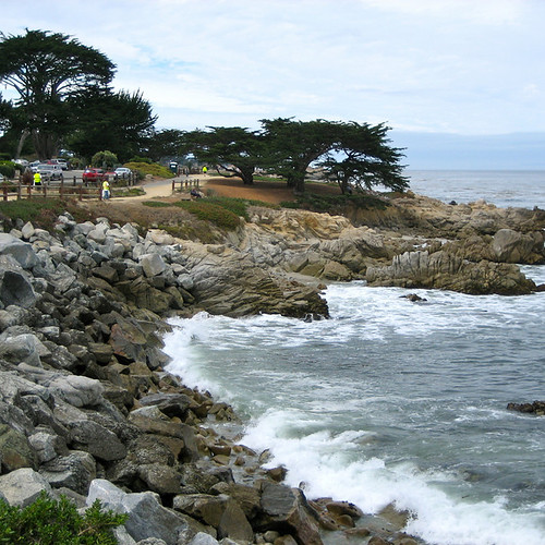 Monterey Bay Coastal Trail – Monterey and Pacific Grove, California