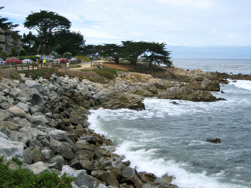 Monterey Bay Coastal Trail