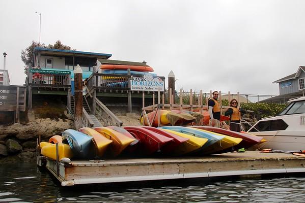 Kayak Horizons Morro Bay