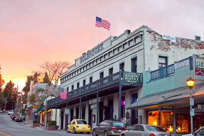 The Holbrook Hotel, Grass Valley