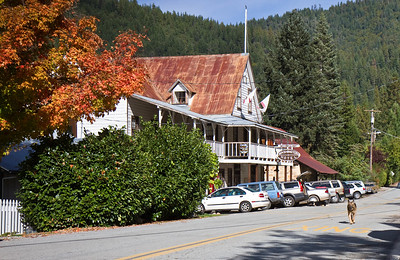 Washington Hotel, Nevada County