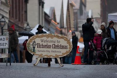 Victorian Christmas, Nevada City