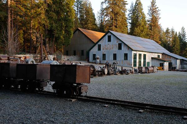 Empire Mine, Grass Valley