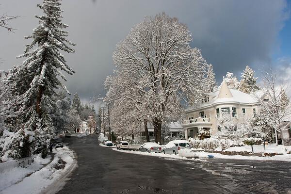 Nevada City, December 2009