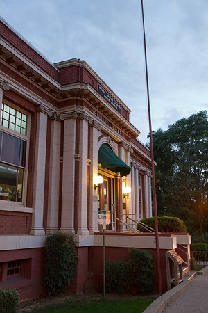 The Grass Valley Public Library (renamed the Grass Valley Library-Royce Branch) is a Carnegie library built 1915