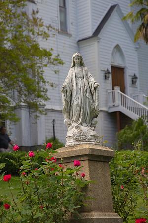 St. Josephs Rose Garden
