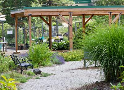 Master Gardeners Demonstration Garden