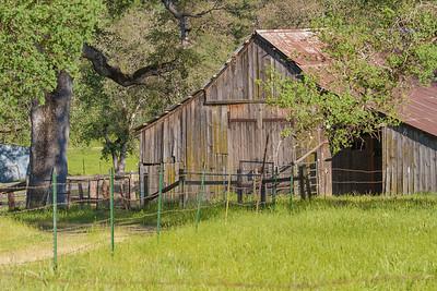 Historic Barn, Dog Bar Rd.