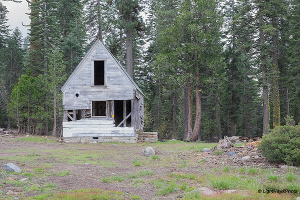 Black Camp, Grouse Ridge