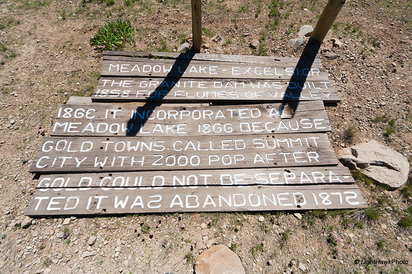 Meadow Lake, Nevada County