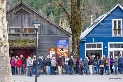 Downieville, CA Bannff Mountain Film Festival