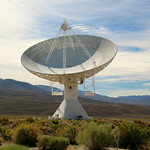 Owens Valley Radio Observatory – Owens Valley, California – Photo