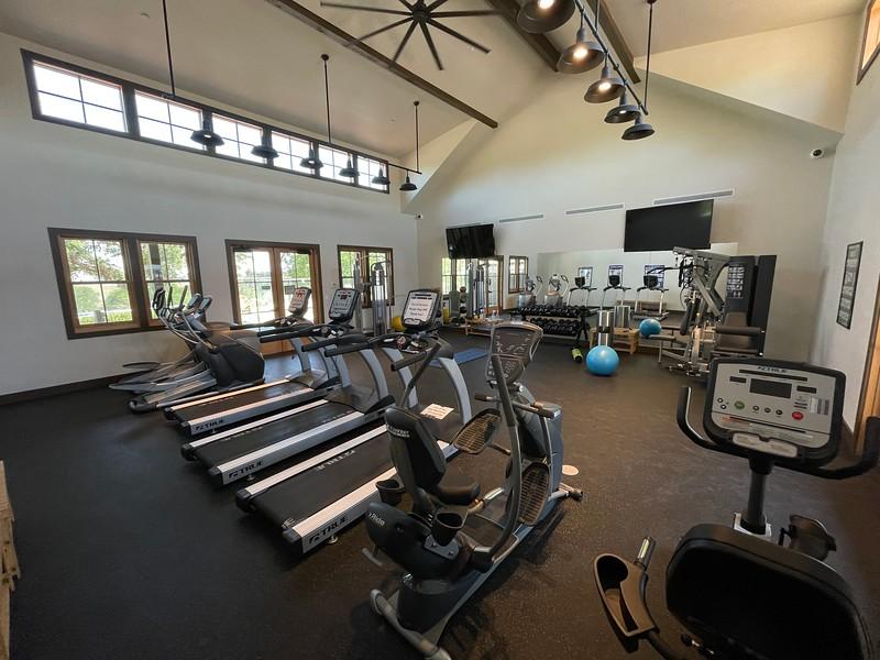 Fitness Merkezi - Cava Robles RV Resort