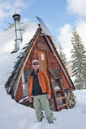 Peter Grubb Hut