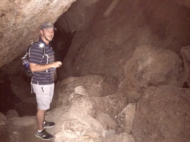 Pinnacles National Park Cave