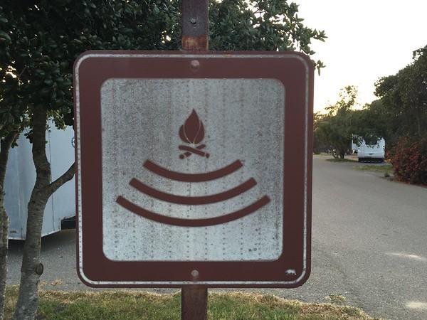 Campfire cirle