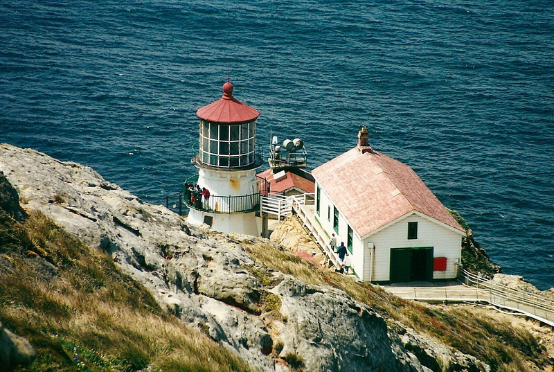 Point Reyes Ulusal Sahili - Kaliforniya Ulusal Parkları